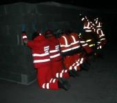 Simulovaný teroristický útok - Lešť 2014 - zajatie posádky