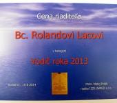 Diplom Bc. Roland Laca
