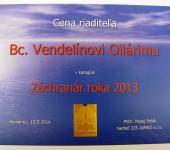 Diplom Bc. Vendelín Ollári