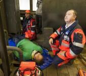 Úraz elektrickým prúdom - KN Rescue 2013