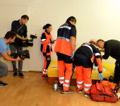 Úloha Farár - KN Rescue 2014