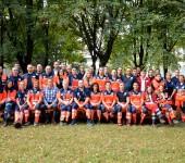 Účastníci Komárno Rescue 2015