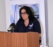 MUDr. Kelecsényiová - ozhodca Komárno Rescue 2015
