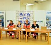 Otvorenie súťaže Komárno Rescue 2016