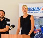 JUDr. Lucia Laciaková ako rozhodkyňa súťaže Komárno Rescue 2016