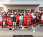 Komárno Rescue 2017 - otvorenie súťaže