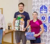 2. miesto - ZZS Košice - Bc. Radovan Pavlík, Bc. Miriama Pištejová