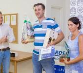 1. miesto - Bc. Táňa Vorobeľová, Bc. Emil Lukáč