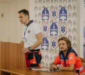 Komárno Rescue 2018 - otvorenie súťaže -  PhDr. Matej Polák