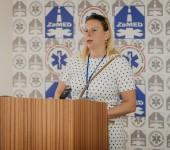 Vyhodnotenie Komárno Rescue 2018 - PhDr. Ing. Alena Dudeková PhD.