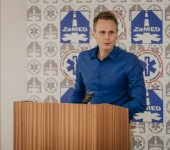 Vyhodnotenie Komárno Rescue 2018 - PhDr. Matej Polák